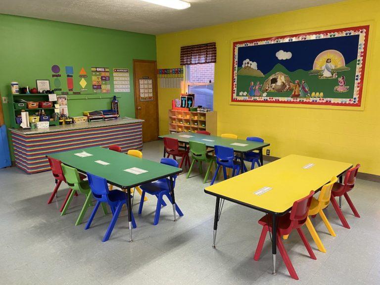 4-Year-Old Desks